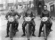 1933 Norton Team